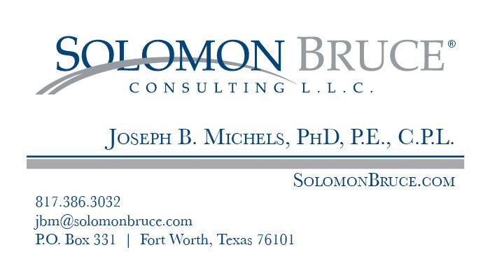 Solomon Bruce Consulting L.L.C.