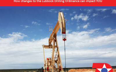 Oil and Gas Development in Lubbock